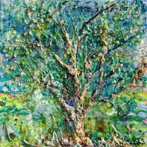 Tree of Life sunlight image